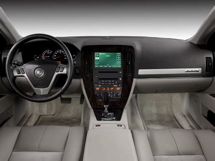 2007 cadillac sts interior image gallery 2009 sts v
