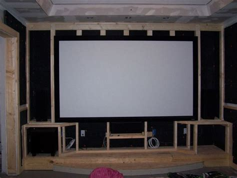 home design forum us your screen walls avs forum home theater