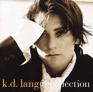 Cd K D Lang Recollection k d lang recollection cd at discogs
