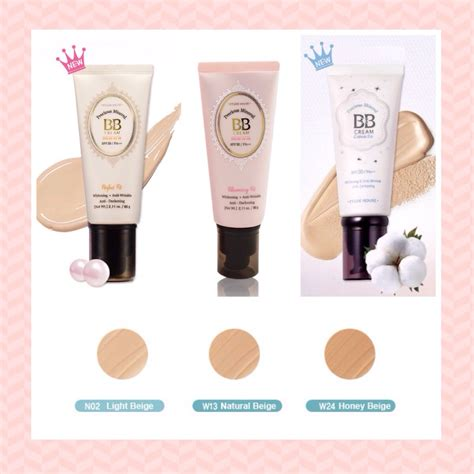 Etude Bb precious mineral bb the glam with sam