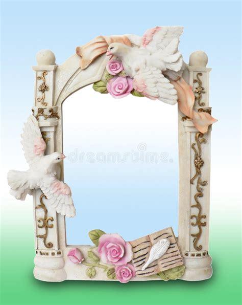 Bingkai Foto Shabby Frame Foto Shabby Shabby shabby chic souvenir foto frame stock illustration image
