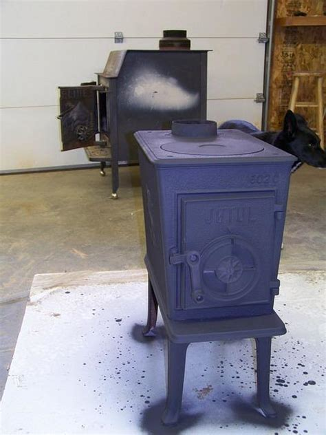 smaller wood stove for the garage - Garage Wood Stove