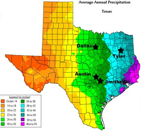 texas precipitation map human flower project the azalea line