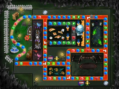 Mansion Layouts Create A Mario Party Board Contest 1 Results Mario
