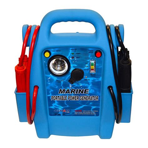 jump boat battery with car marine portable power battery jump starter allstart
