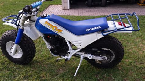 Honda Big Wheel by Honda Cat Tr200 1986 Big Wheel Motorcycle Bw