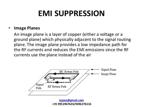 emi layout guidelines emi emc design guide lines