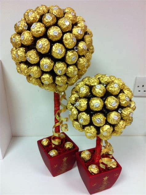 diy ferrero rocher tree 1000 images about ferrero rocher bouquets on chocolate tree flowers australia and