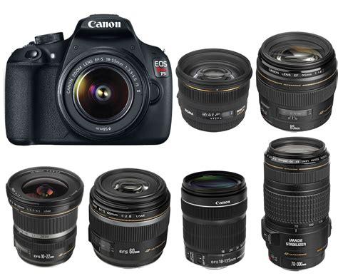 Lensa Canon Rebel T5 best lenses for canon eos 1200d rebel t5 lens rumors