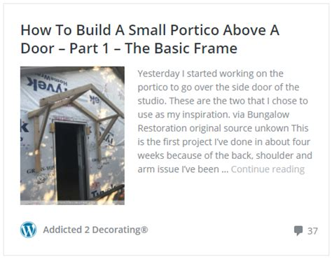 diy portico part  finishing  ceiling  roof