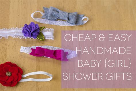Things To Make For Baby Shower Gift by Diy
