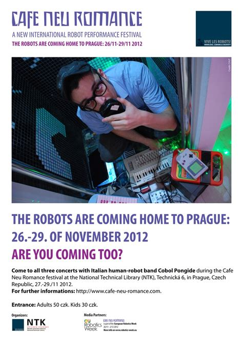 robots are coming for our pin by vive les robots on cafe neu 2012 flyers