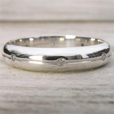 Handmade Eternity Rings - handmade eternity ring by lilia nash jewellery