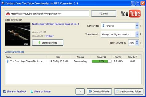 download mp3 from youtube on pc y downloader and converter downloaden file