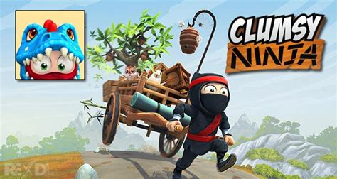 download game android ninja village mod clumsy ninja 1 29 0 apk mod data for android