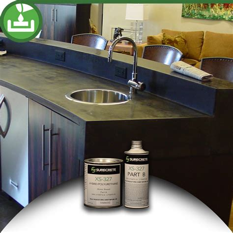 What Sealer To Use On Concrete Countertops by Xs 327 Concrete Countertop Sealer Bdc Supply Company