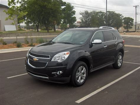 chevrolet equinox back 2010 chevrolet equinox 2lt review autosavant autosavant