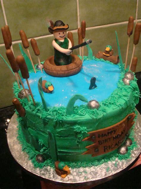 fishing boat cake decorations fishing cake cake ideas and designs