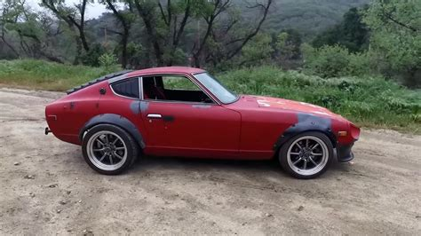 nissan 260z datsun 260z with a 2jz gte engine swap depot