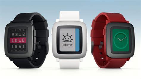 Smartwatch Pebble Time Smartwatch Pebble Time In Einer Guten Woche Vorbestellen Engadget Deutschland