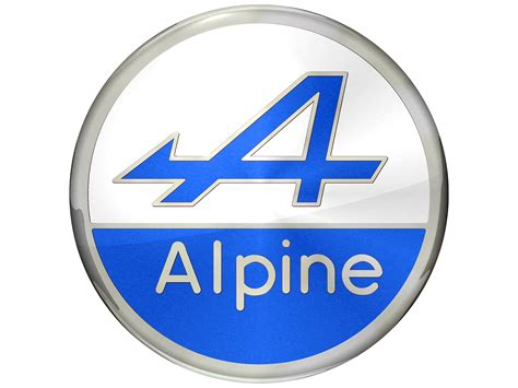 renault car logo alpine car logo