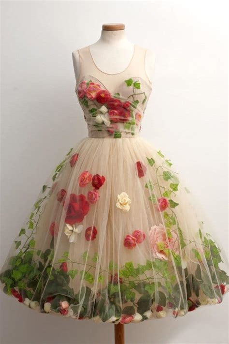 floral vintage dresses 10 best outfits   Page 2 of 10