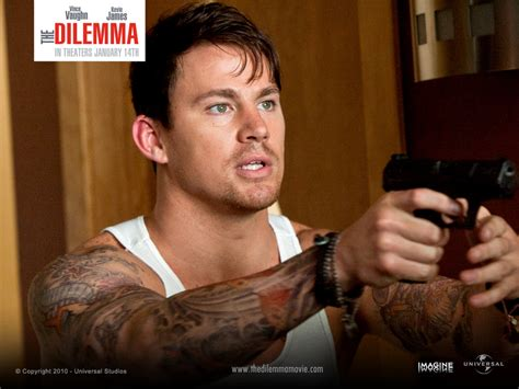 channing tatum tattoo as seen on tv check out channing tatum on jimmy kimmel