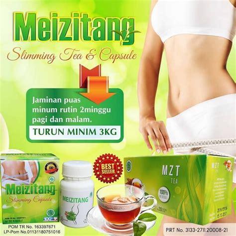 Meizitang Original Slimming Capsule Bpom Resmi meizitang slimming capsule original bpom filaza