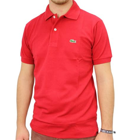 T Shirt Casual Lacoste 0 2 Hitam mens lacoste polo t shirts