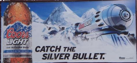 coors light silver bullet commercial website of
