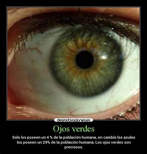 imagenes de ojos verdes con frases ojos verdes desmotivaciones
