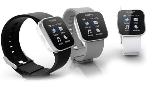 Jam Smartwatch Sony sony smartwatch best for user experiencetechopti techopti