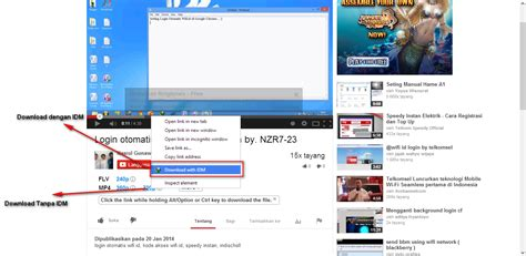 download youtube lewat idm cara download video di youtube com dengan mudah bisa