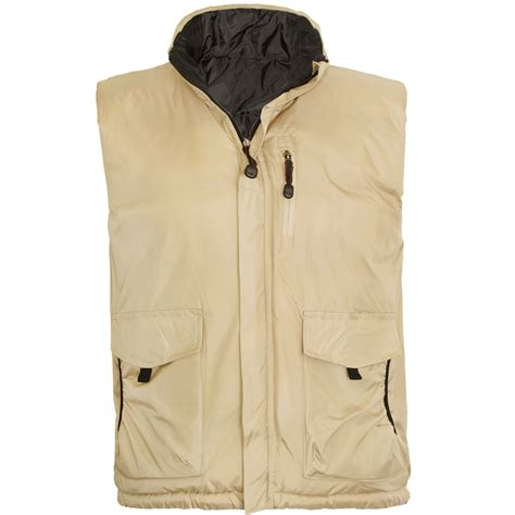 Quilted Gilet Mens by Mens Padded Quilted Gilet Warmer Reversible Winter