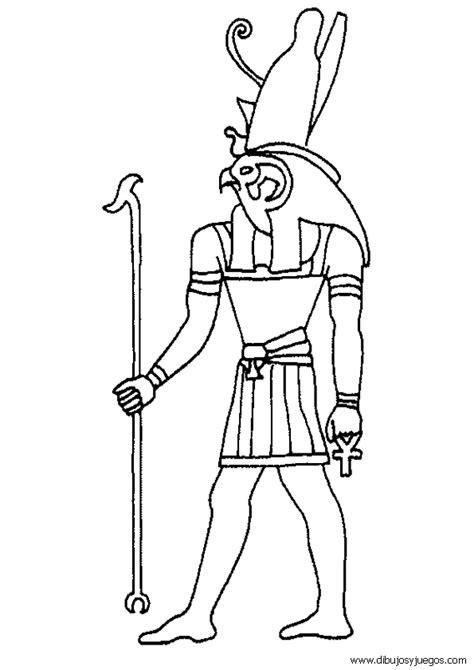 imagenes egipcias dibujos dibujos egipcios para colorear buscar con google