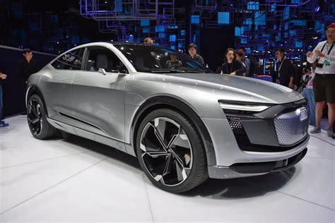Audi Vorsprung 2020 Plan by Audi Plans To Sell 800 000 Electrified In 2025