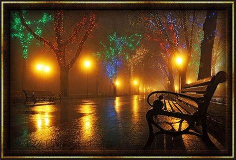 bench at night park bench at night night light pinterest