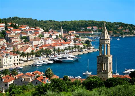 hvar island croatia hvar the most beautiful adriatic island