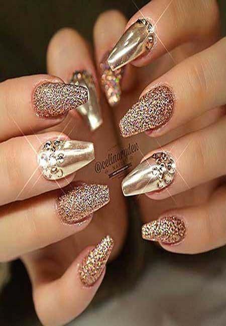 Wedding nail 2019