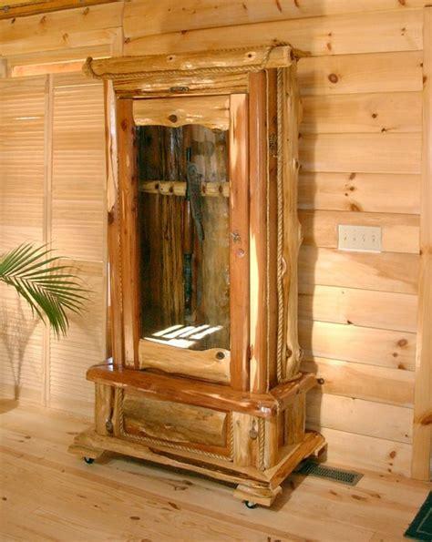 build custom gun cabinet plans plans woodworking