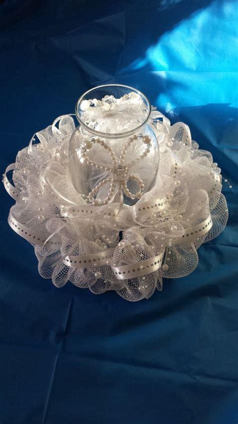wedding centerpieces etsy 42 best deco mesh creations images on deco mesh crafts centerpiece ideas and deco mesh