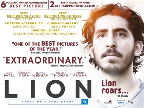 lion a long way home review and booktalk liz derouet movie of the month contest stuff