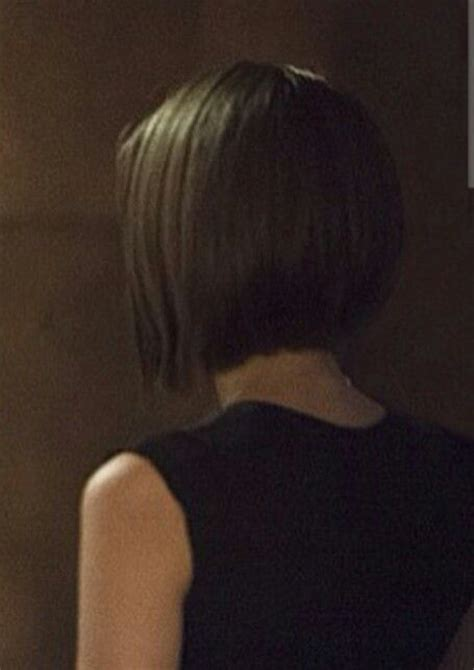 willa holland hair cut willa holland short bob from the back my style