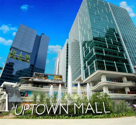 Three Bedroom Ground Floor Plan Uptown Parksuites Tower 2 Best Fort Bonifacio Condos Sale