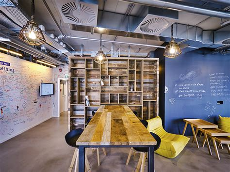 Archetectural Designs by Facebook Office Darc Magazine