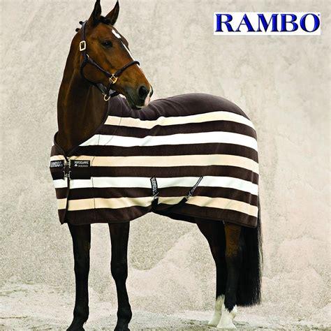 rambo cooler rug rambo newmarket fleece cooler rug