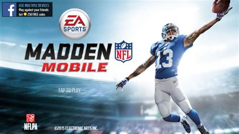 Madden Mobile Giveaway - ugh quick giveaway comment 20 giveaway over madden nfl mobile discussion