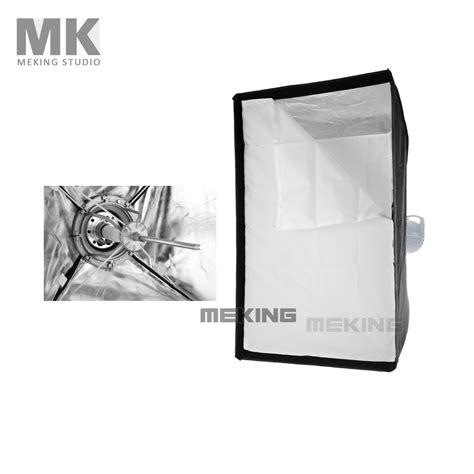 Softbox Universal Mount Ukuran 60 X 90 meking photo studio lighting softbox 70cmx100cm 28 us428