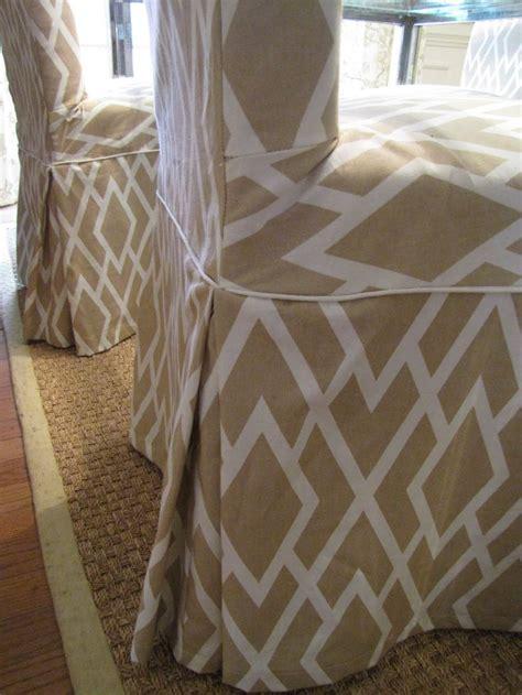 parsons chair slipcover pattern bibbidi bobbidi beautiful how to slipcover henriksdal