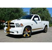 Mr Norm's Introduces Hurst Heritage GSS Ram 1500